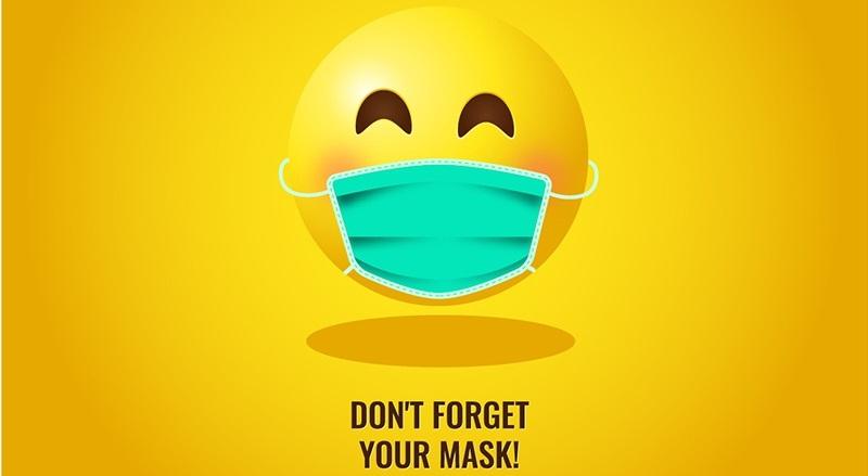 Kérjük viseljen maszkot